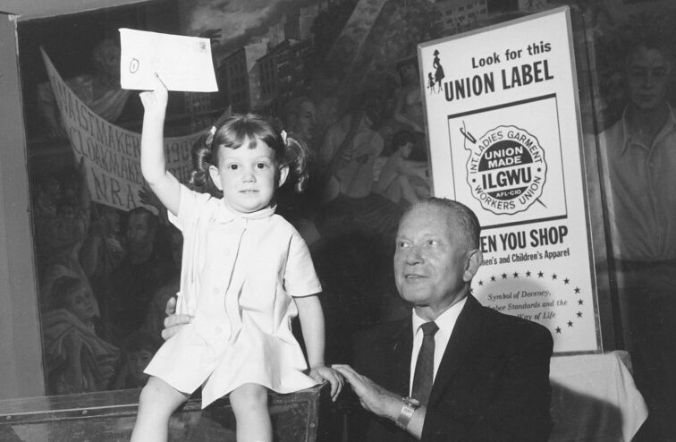 Look for the Union Label - image.
